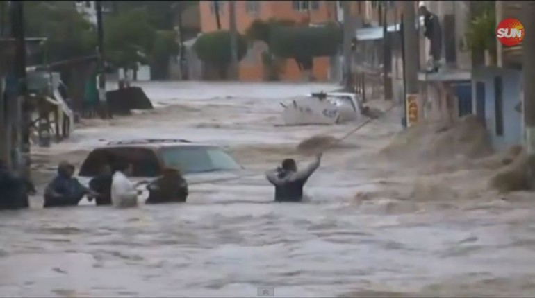 uragano manuel
