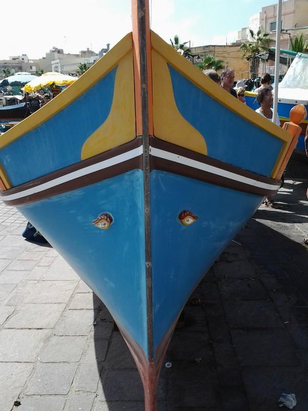 Luzzu, Marsaxloxx