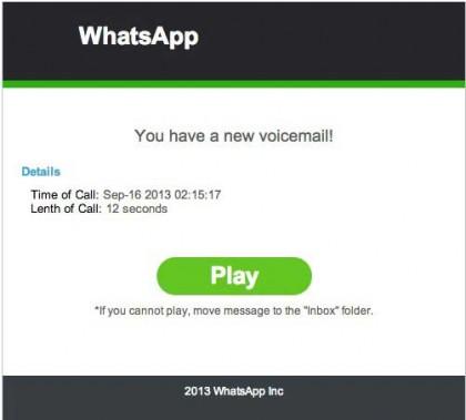 whatsapp malware 1
