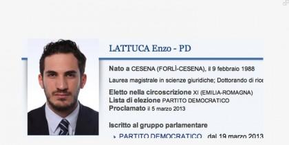 Enzo Lattuca (Pd)