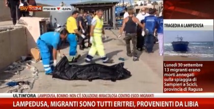 Naufragio Lampedusa migranti 15