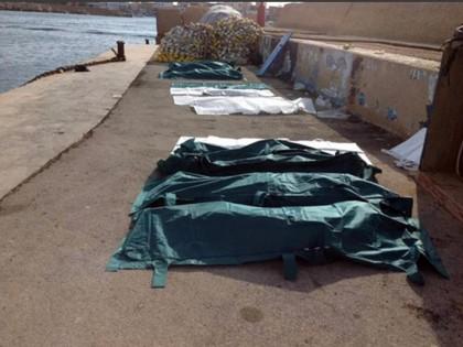 Naufragio Lampedusa migranti 16