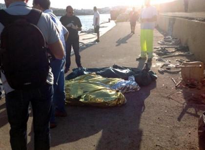 Naufragio Lampedusa migranti 17