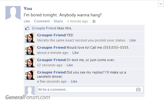 facebook how to write on someones wall timeline