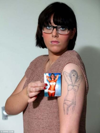tatuaggio più brutto del millennio 1