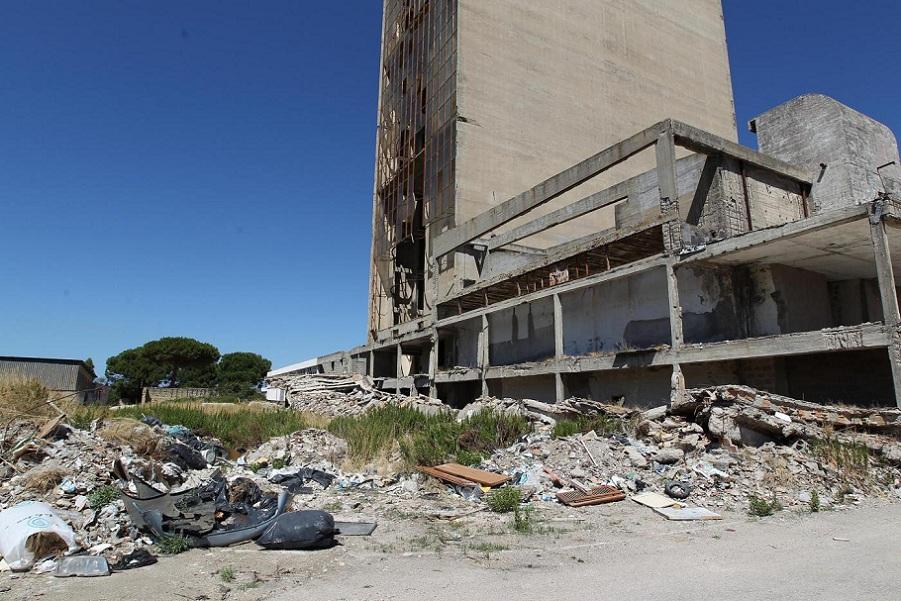 Napoli, i luoghi dove la camorra ha riversato rifiuti tossici.