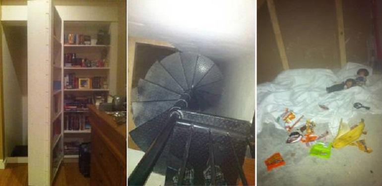 La strana storia del passaggio segreto nella casa - Segreti per profumare la casa ...