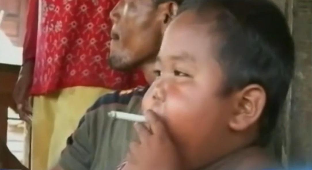Se smettere di fumare allora di nuovo per cominciare
