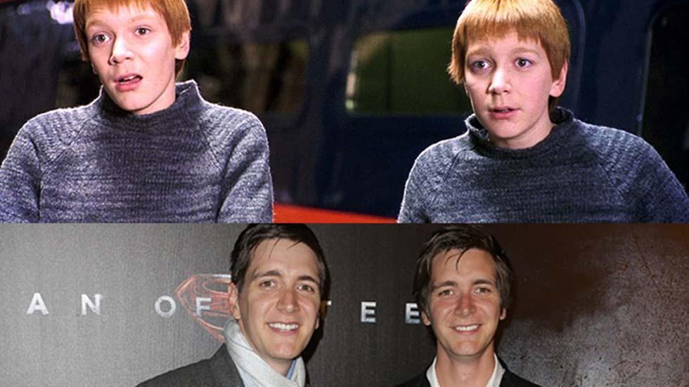 I protagonisti di Harry Potter prima e dopo la cura   Foto ...