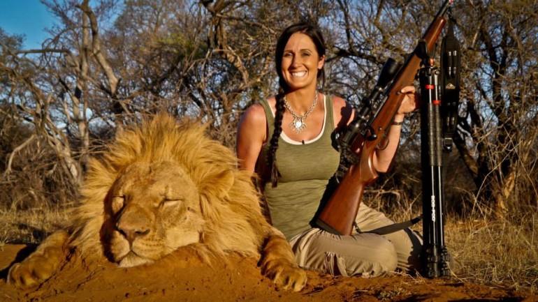 La donna che uccideva i leoni e la rivolta su internet