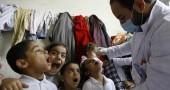 Il rischio poliomelite dalla Siria all'Europa?