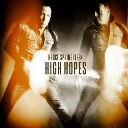 La copertina di High Hopes di Bruce Springsteen (Photocredit: App.com)