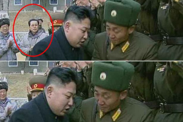 KIM JONG UN Jang-Song-Thaek