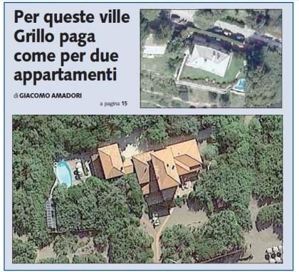 Libero ville Beppe Grillo