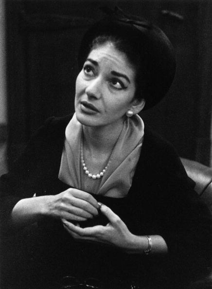 Maria callas il doodle per la casta diva foto 9 di 25 - Callas casta diva ...