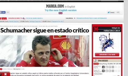 Michael Schumacher coma 13