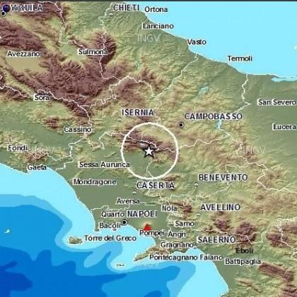 Terremoto Matese 2
