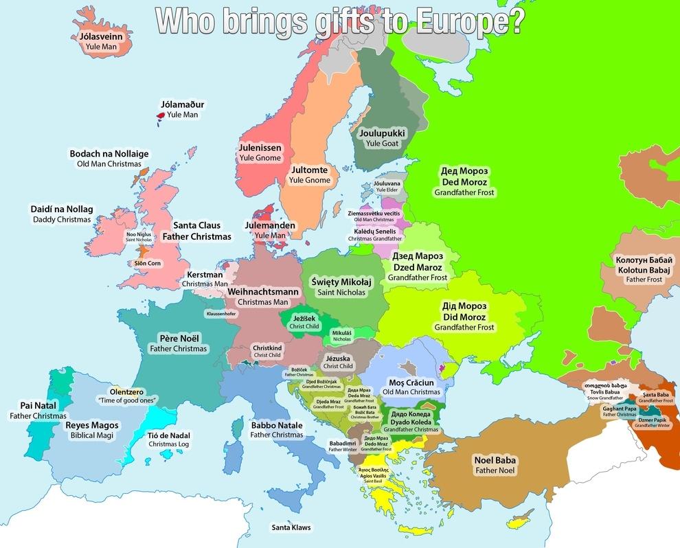babbo natale mappa 1