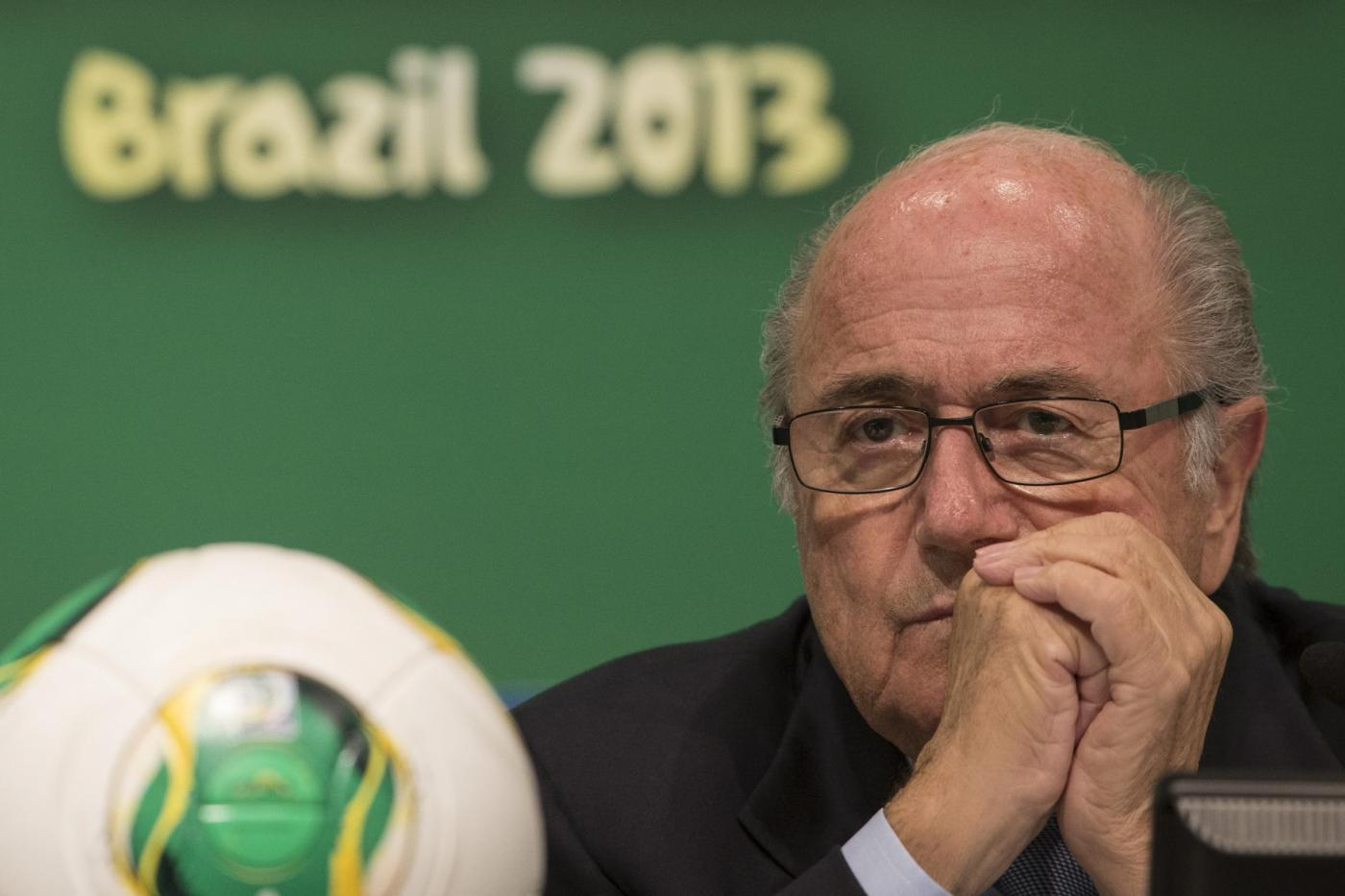 Confederations Cup - Conferenza Stampa