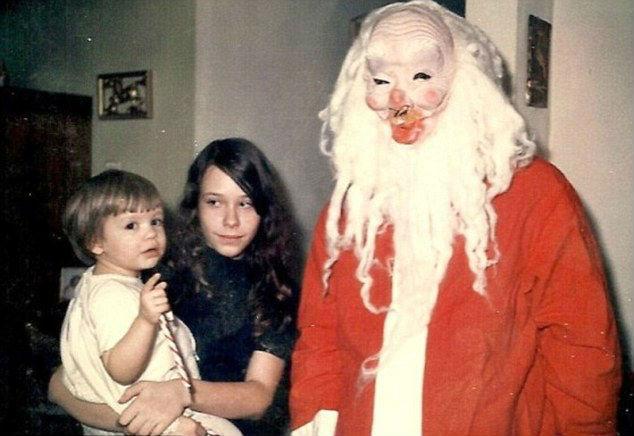 foto spaventose babbo natale 10