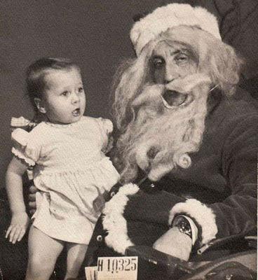 foto spaventose babbo natale 15