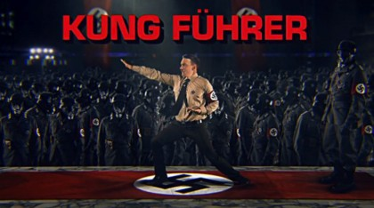 kung fury film crowdfunding hitler 3