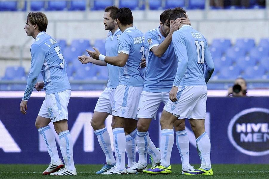 Lazio vs Livorno - Serie A Tim 2013/2014