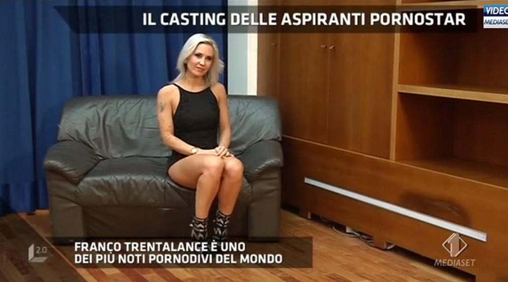 pornostar italiane recenti video amatoriali casting