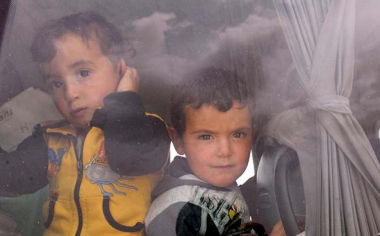 Le ferite nascoste dei bambini siriani