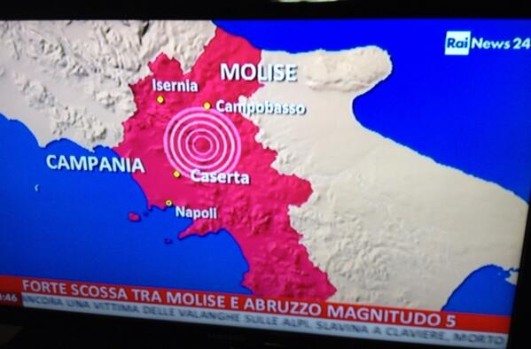 terremoto napoli - photo #5