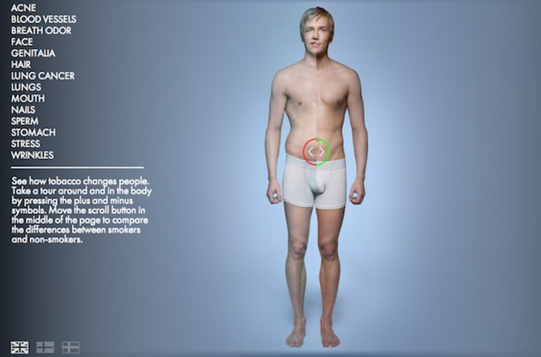 tobacco body fumo effetti 1