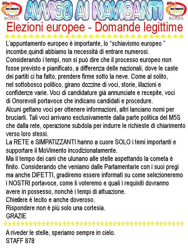 Beppe Grillo MoVimento 5 Stelle 878