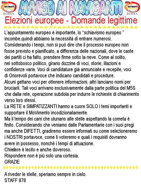 Beppe Grillo MoVimento 5 Stelle 878