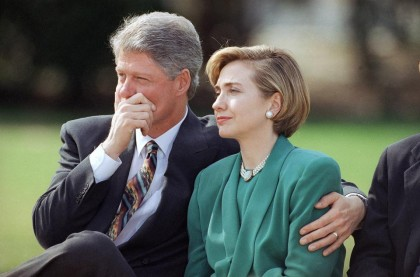 Bill Clinton-Hillary Clinton-Monica Lewinsky 2