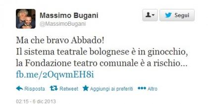 Claudio Abbado Massimo Bugani