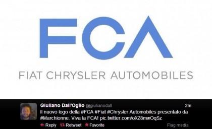 FCA FIAT CHRYSLER AUTOMOBILES 2