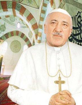 Fethullah Gulen in versione papale