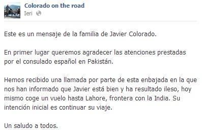 Javier Colorado 2