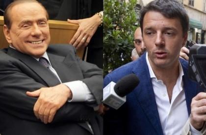 Legge elettorale Renzi Berlusconi