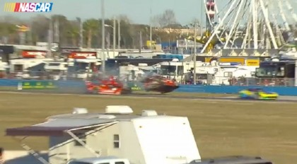 MATTEO MALUCELLI INCIDENTE DAYTONA (1)