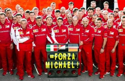 Michael Schumacher coma notizie 10