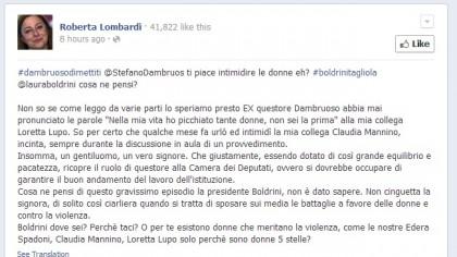 Movimento 5 Stelle rissa Montecitorio 10