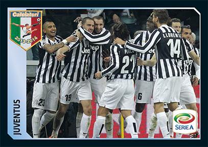 Panini Calciatori 2013-14_FdC - V7 Campioni d'Inverno Serie A (Juventus)