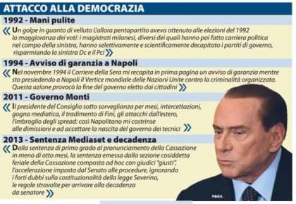 Silvio Berlusconi pamphlet 3