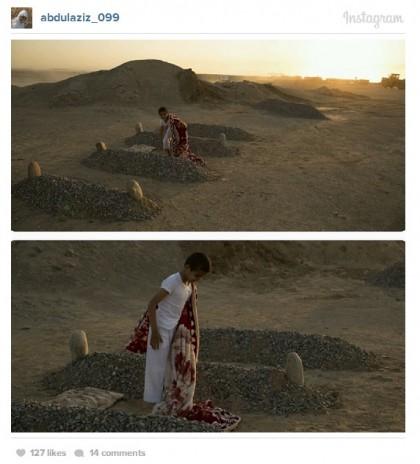 bambino siriano tomba genitori 3