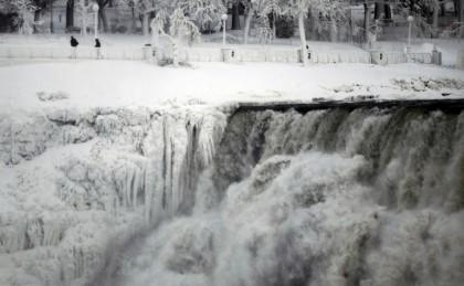 cascate niagara ghiacciate foto 10