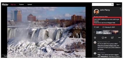 cascate niagara ghiacciate foto 3