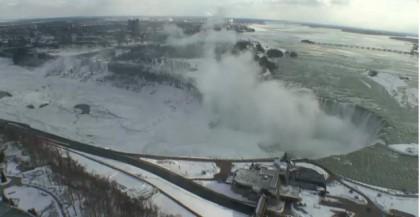 cascate niagara ghiacciate foto 7
