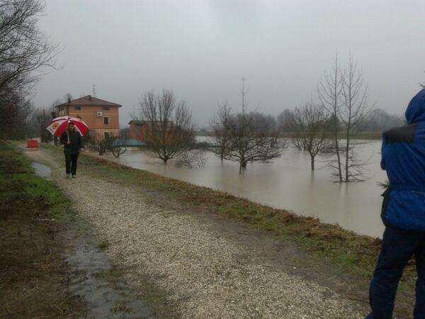fiume secchia modenese 1