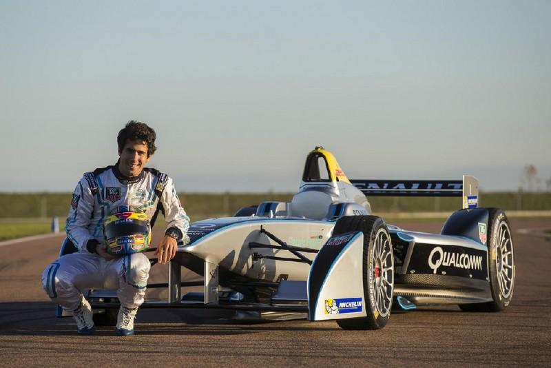 Lucas Di Grassi con la Formula E (Photocredit FIA)